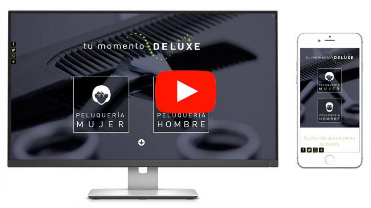 Web Tu Momento Deluxe