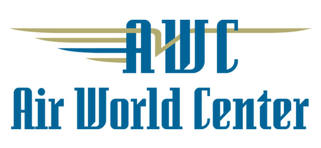 AIR WORLD CENTER logo