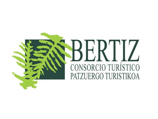 Consorcio de Bertiz logotipo
