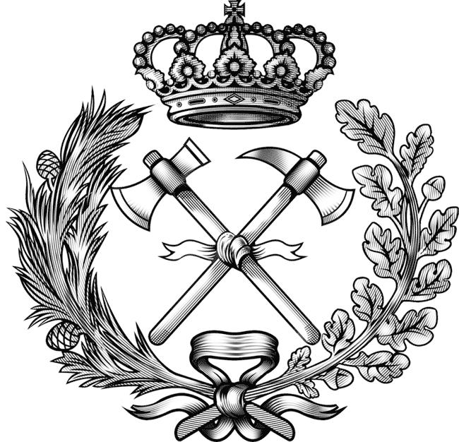 Emblema grabado