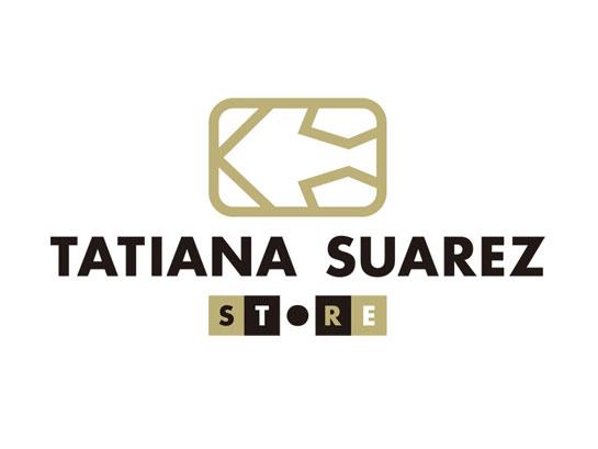 TATIANA SUÁREZ logotipo