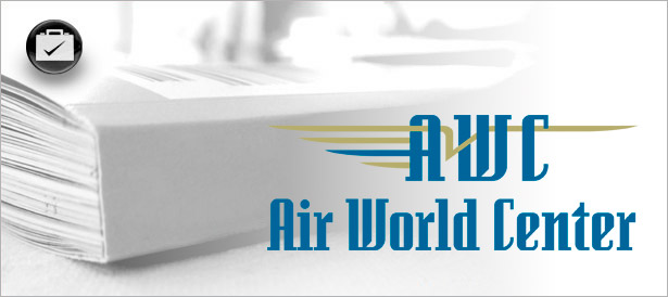 AIR WORLD CENTER corporativo