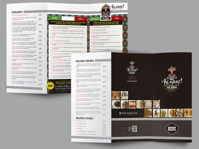 Fine Cantina brochure