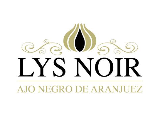LYS NOIR logo