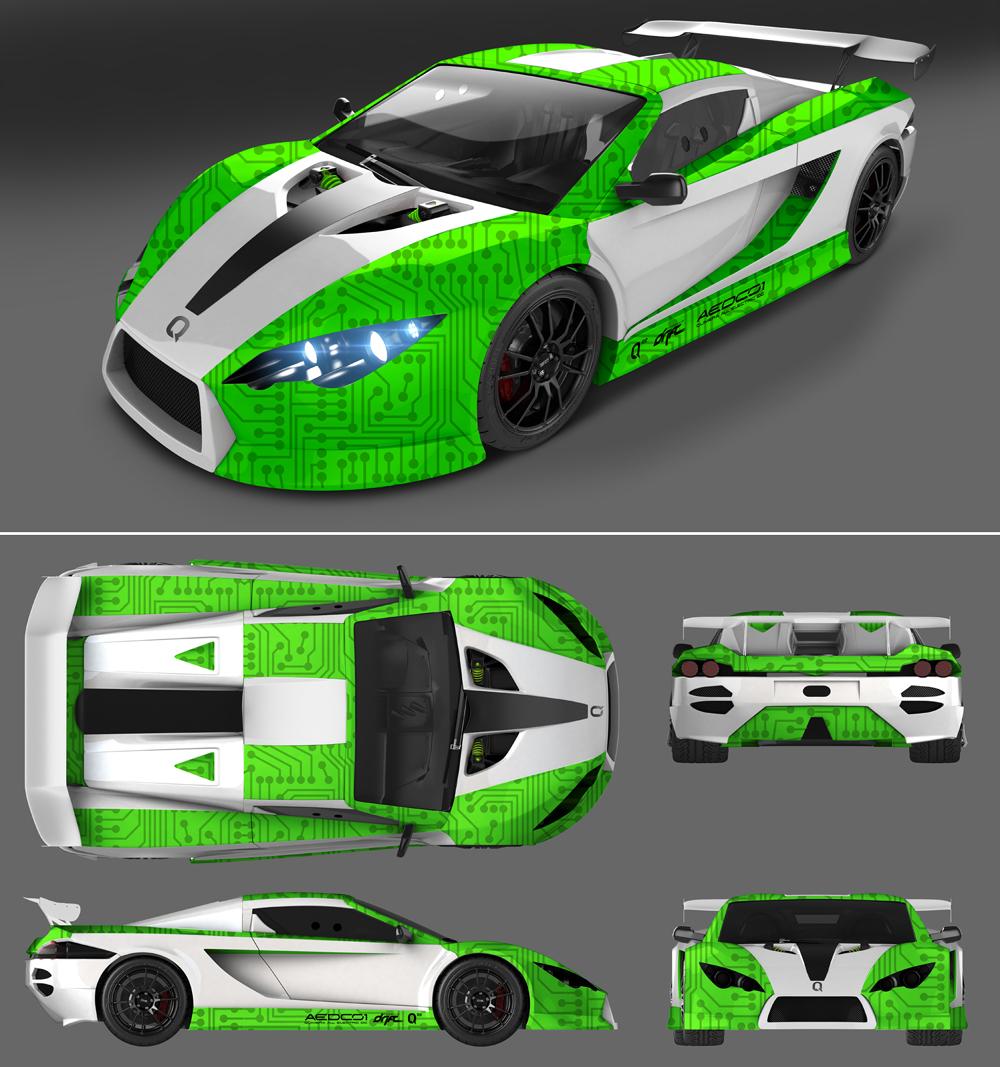 Quimera electric racing