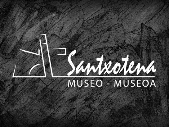 Museo Santxotena LOGOTIPO