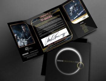 Darkside certificate of authenticity