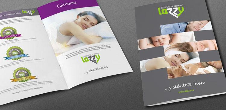 Catálogo de productos Lazzy.