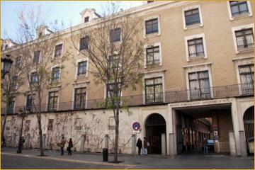Facultad BBAA Sevilla