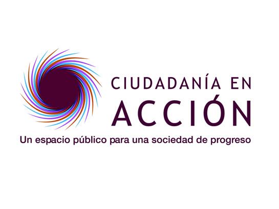 Ciudadanía en Acción logo