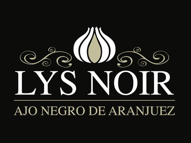 LYS NOIR logo 2