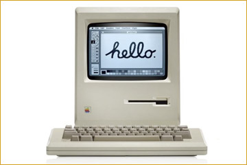 Mac antiguo