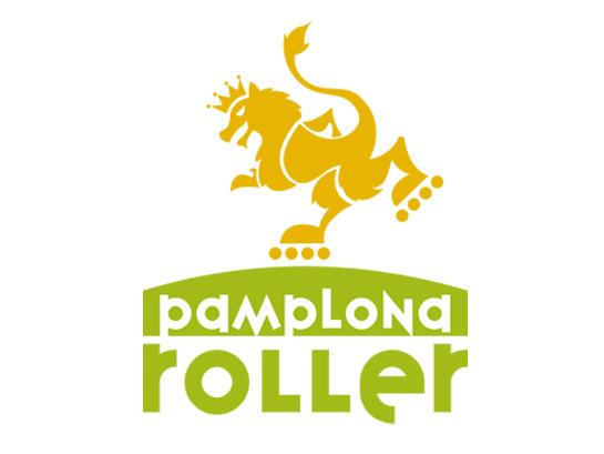 PAMPLONA ROLLER logo