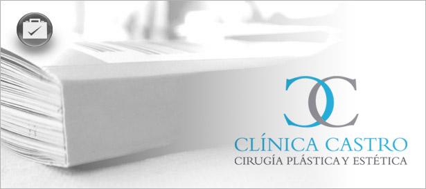 Logo Clínica Castro