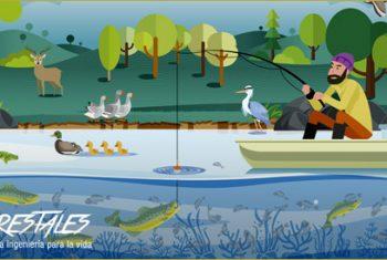Pesca Fluvial: un recurso natural sostenible.