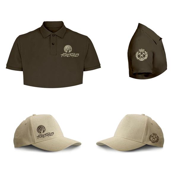 Polo y gorra