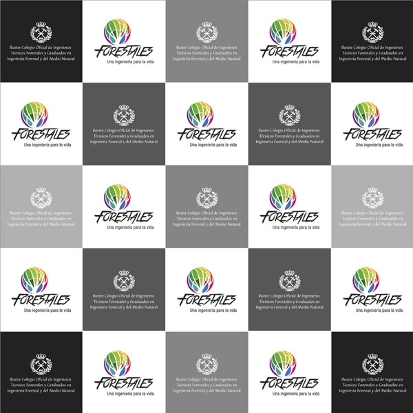 "Pañuelo corporativo / Base ""photocall"""